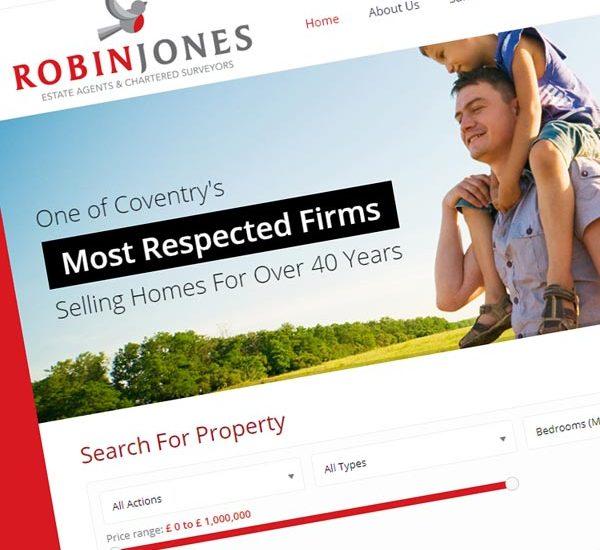 Robin Jones Estate Agents