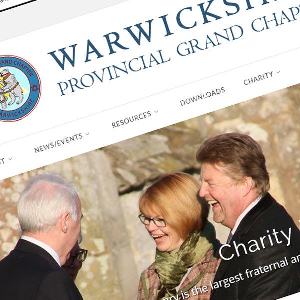 Royal Arch Website Screengrab