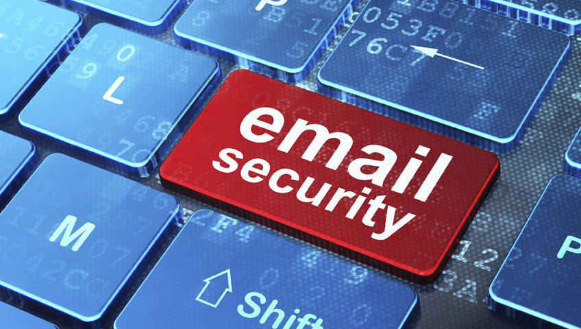 encrypted emails and GDPR compliance and security